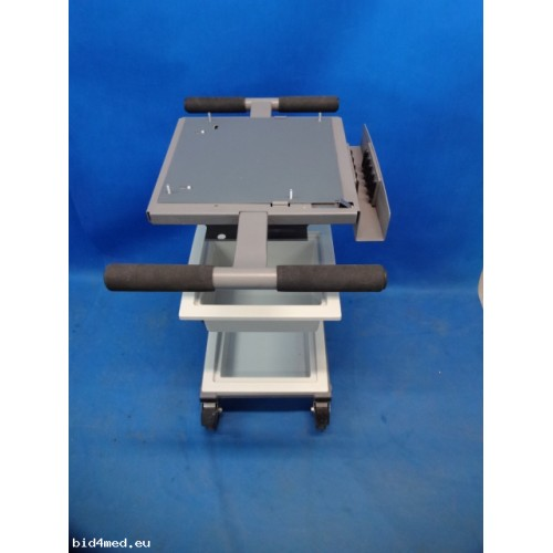 GE MOBILE TROLLEY CART FOR ALL MAC EKG SYSTEMS