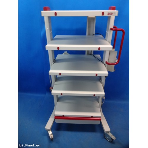 RICHARD WOLF Endoscopy Cart