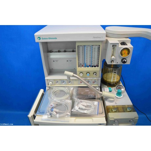 Datex Ohmeda Aestiva/5 7900 Anesthesia Machine