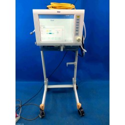 Drager Evita XL Ventilator with trolley