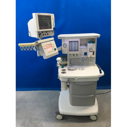 Datex Ohmeda S/5 Aespire 7100 Anesthesia Machine
