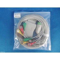 Medtronic > Physio Control Compatible Direct-Connect ECG Cable