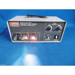 Luxtec Quartz Halogen Fiber Optic Light Source 1600